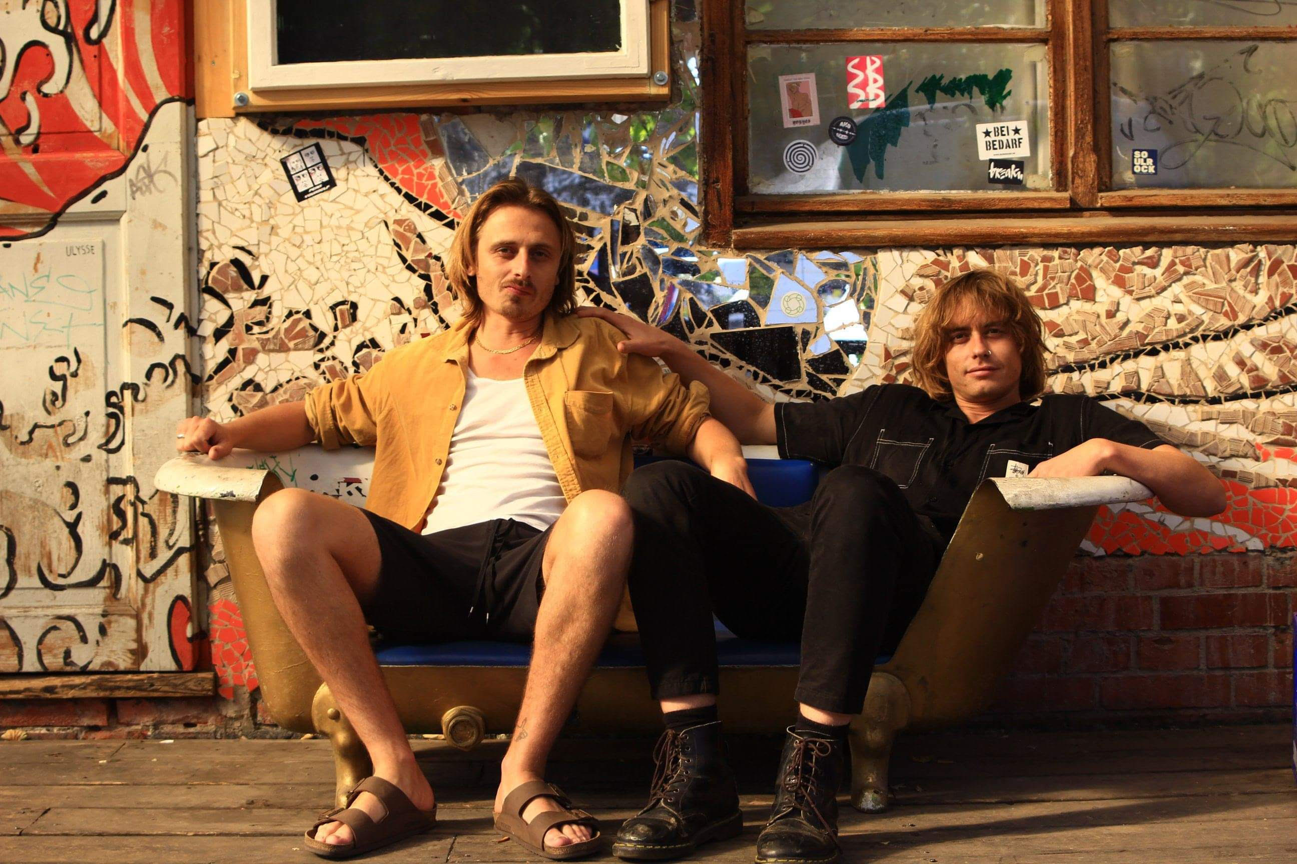 Lime Cordiale im Badehaus Berlin