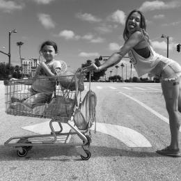 "Mutter Halley und Tochter Moonee: Beste Freundinnen und Schwestern in ""The Florida Project"""