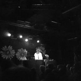Cosmo Sheldrake in Conne Island, Leipzig