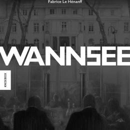 "Cover des Graphic Novels ""Wannsee""."
