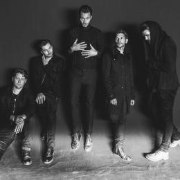 Editors (v.l.n.r.): Russell Leetch, Elliott Williams, Tom Smith, Edward Lay und Justin Lockey.