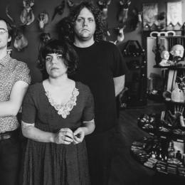 Screaming Females Bandfoto