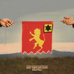 Then Like Lions Album Cover