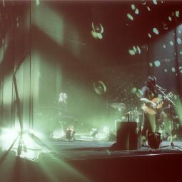 Placebo bei ihrem MTV Unplugged Konzert in den London Studios in London.