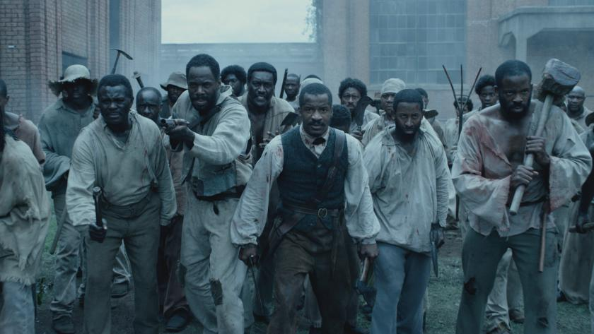 """Nate Parker in """"The Birth Of A Nation"""""""