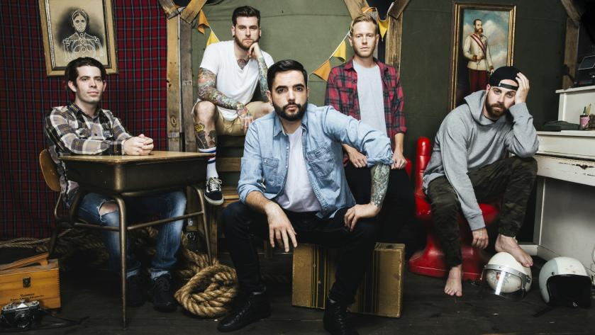 A Day To Remember bringen neues Album 'Bad Vibrations' raus.