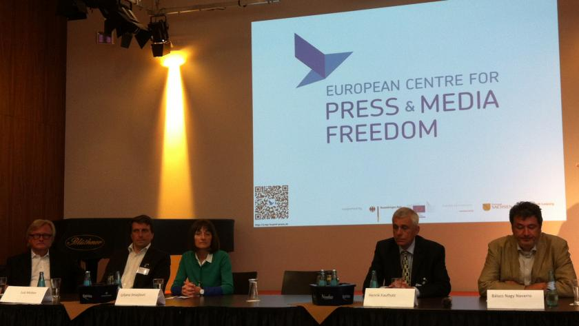 European Centre for Press and Media Freedom