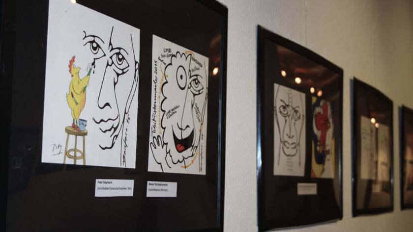 "Ausstellung ""The Art of Inclusion"""