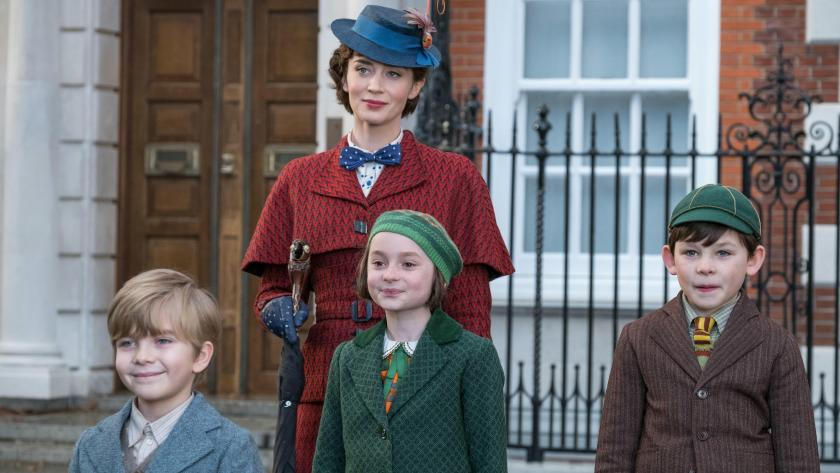 "Szene aus ""Mary Poppins Returns"""