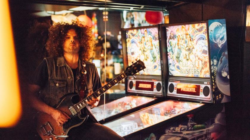 Andrew Stockdale, Frontmann von Wolfmother