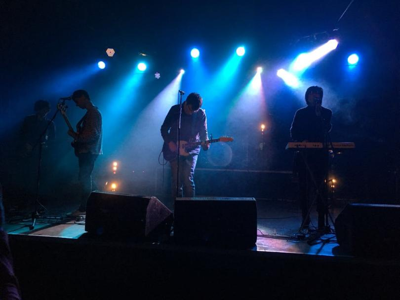 The Pains of Being Pure at Heart live
